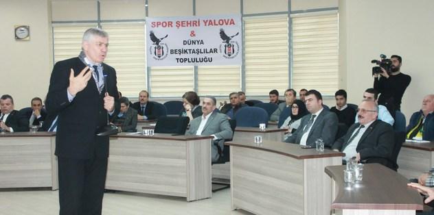 Beşiktaş'tan yeni proje