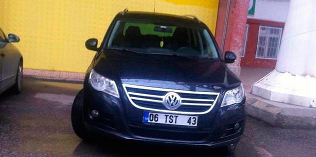 Ankara şube, Tongsir'in sattığı arabayı geri ver