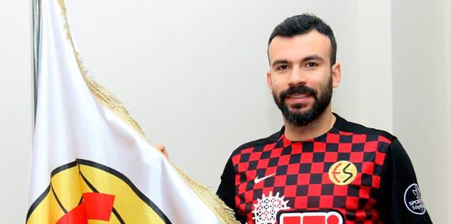 Axel Meye ve Kıvanç Eskişehirspor'da