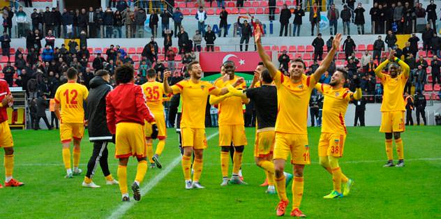 Kayseri'den erken zafer