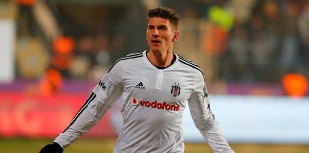 Beşiktaş'ın kozu Gomez
