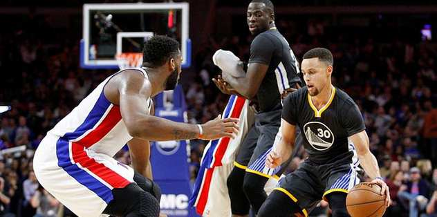 Warriors sezonun 4. yenilgisini aldı