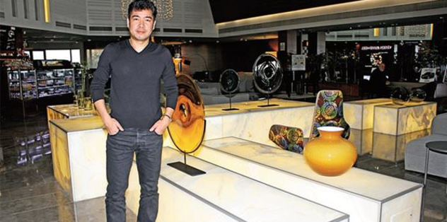 Çin ekibi, Ersan için İstanbul'da