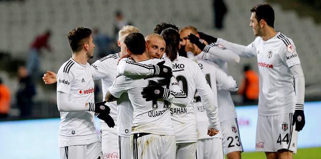 Beşiktaş - Mersin İdmanyurdu