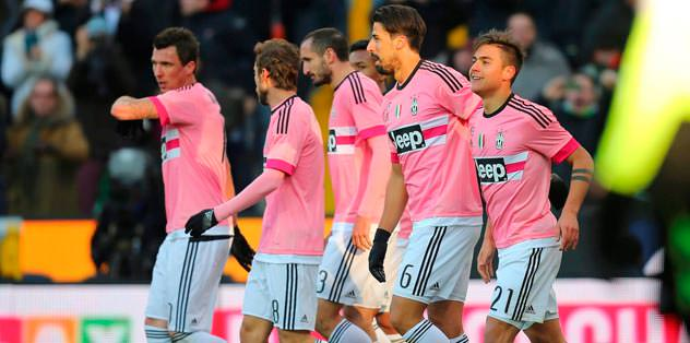 Juventus ikinci sırada