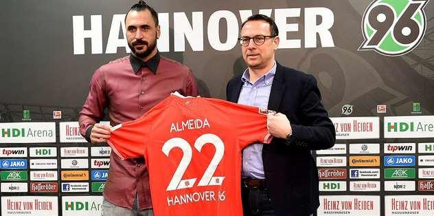 Almeida Hannover 96'da