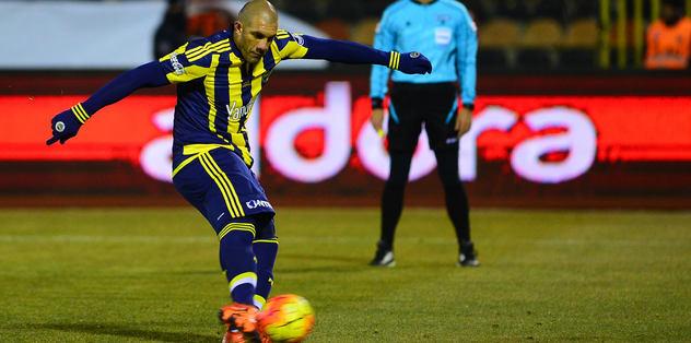 Ve Fenerbahçe penaltı kazandı