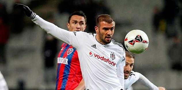 Beşiktaş bugün Karabük yolcusu