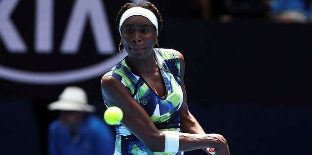 Nadal ve Venus Williams ilk turda elendi