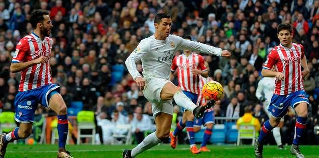 En golcüsü Real