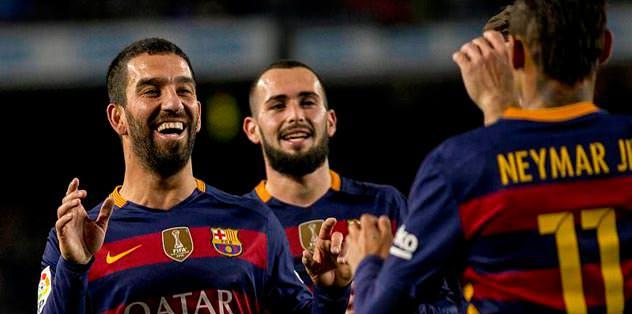 Messi'nin yerine Arda oynayacak