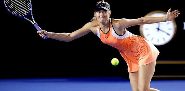 Federer, Sharapova ve Williams 3. turda