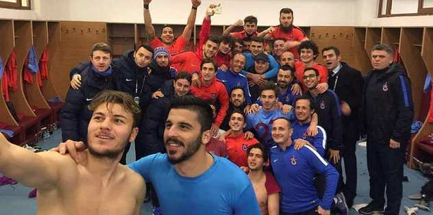 Trabzonspor'da beklenen ayrılık