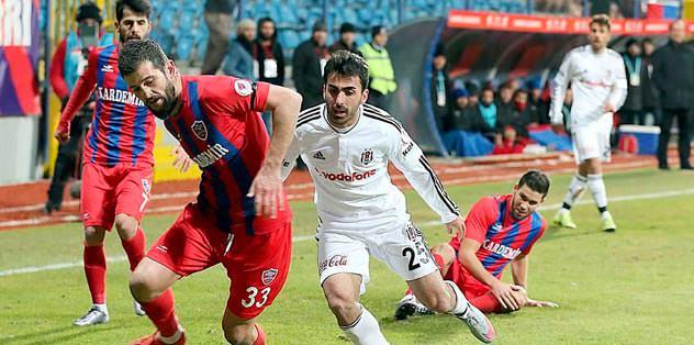 Trabzonspor ile görüşüyoruz
