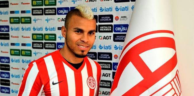Danilo Antalya'da