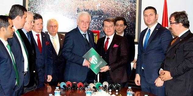 Bursaspor hedefsiz olmaz