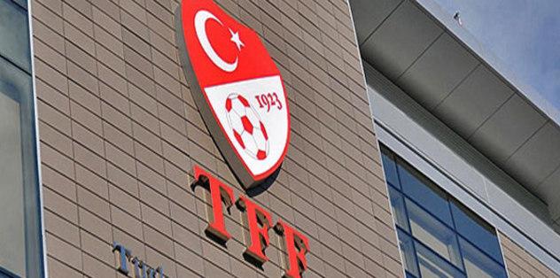 TFF 7 kulübün puanını sildi