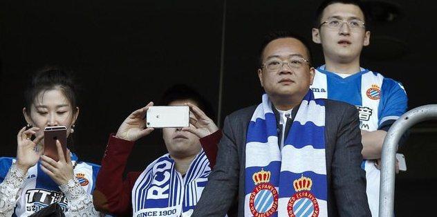 Çinli başkanın hedefi Şampiyonlar Ligi