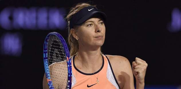 Federer, Willimas ve Sharapova tur atladı