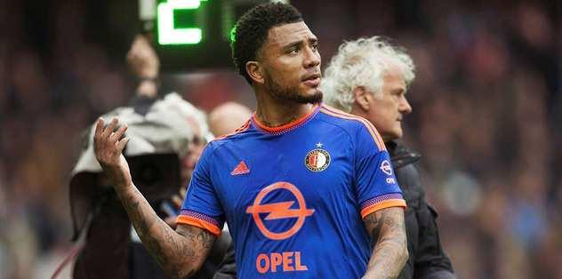 Colin Kazım, Feyenoord'da istenmiyor