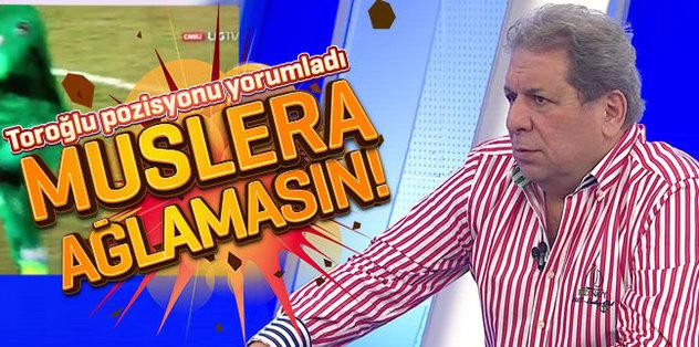 Ankara'da tartışmalı gol