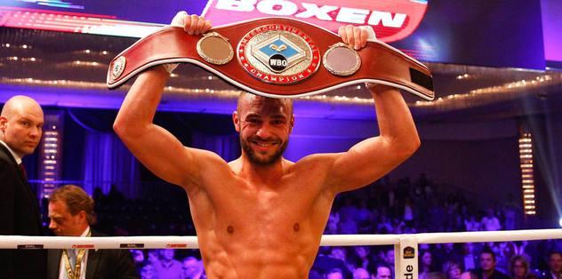 Boesel kıtalar arası şampiyon