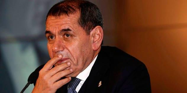 Başkan Özbek maça gitmedi