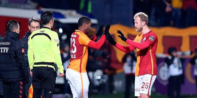 Galatasaray sakata geldi
