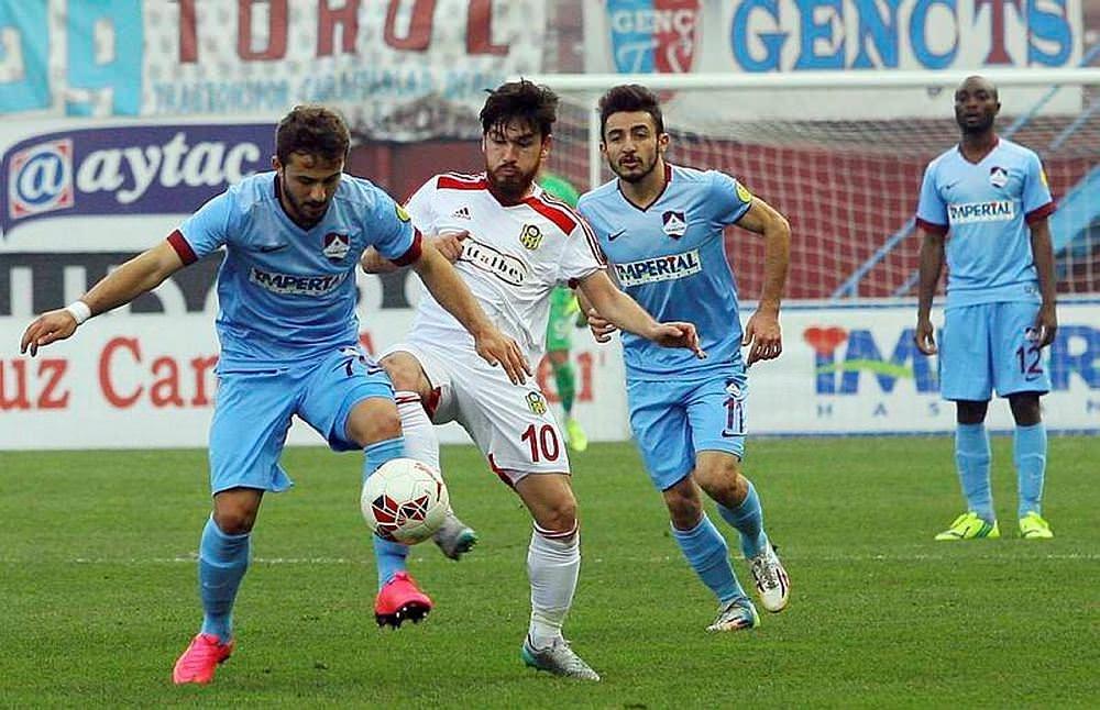 Trabzon bırakmadı