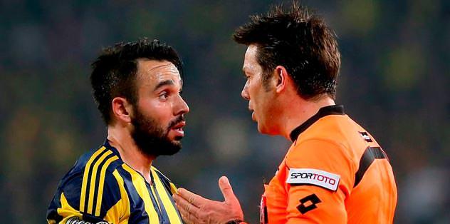 'Dışarıda faulse içeride penaltı'