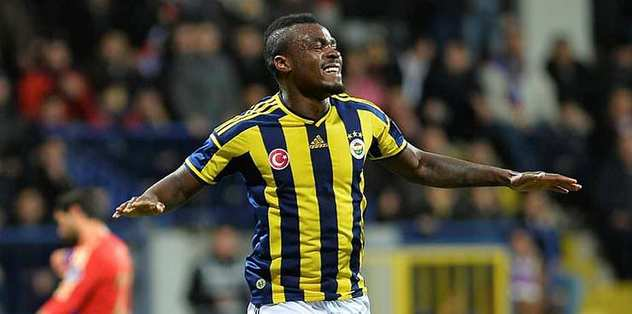Fenerbahce asked Emenike to ready comeback