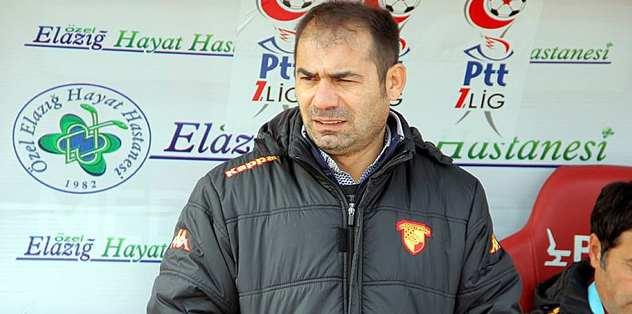 Metin Diyadin'den forvetlere 'gol' uyarısı