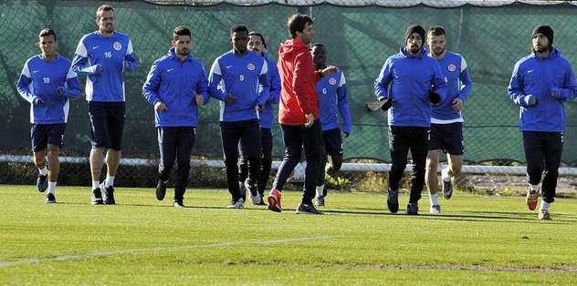 Antalyaspor, F.Bahçe'ye hazır
