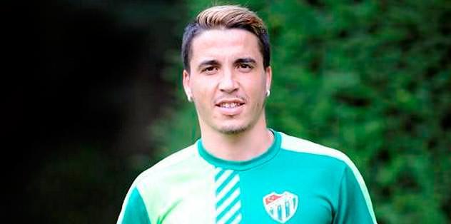 Josue Braga'ya kiralandı