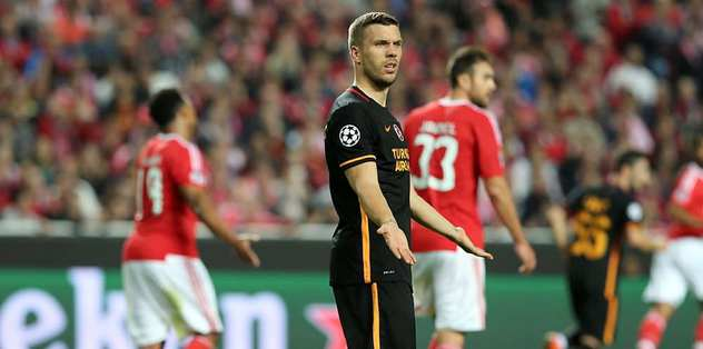 Podolski wants to leave