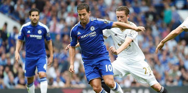 Hazard'a 105 milyon €!