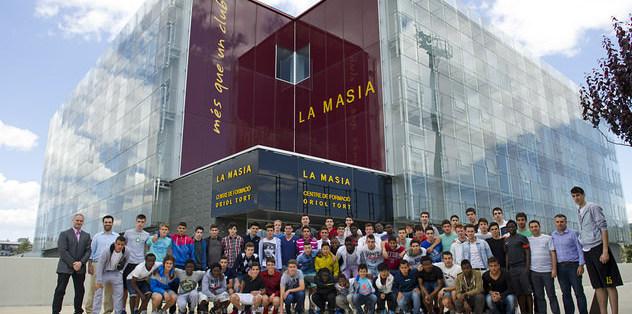 Barcelona'nın kalbi: La Masia