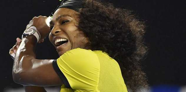 Avustralya'da finalin adı, Serena Williams-Kerber