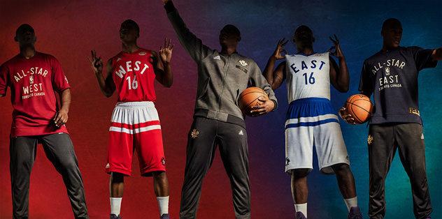 İşte 2016 NBA All-Star kadroları