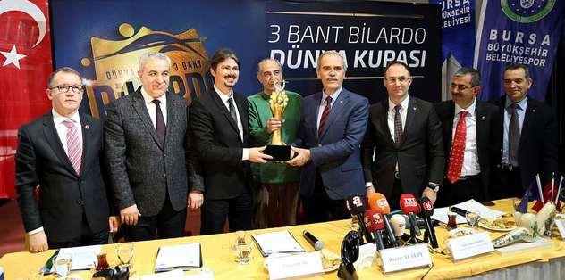 Bursa'da Dünya Kupası heyecanı
