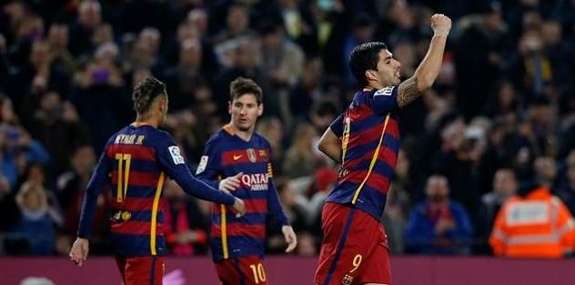 Barça'nın rakibi Valencia