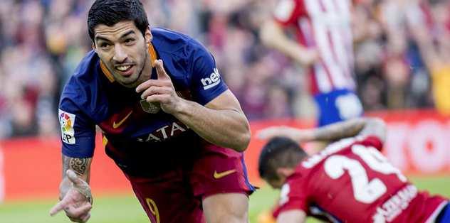 Barça Atletico'yu Camp Nou'da yıktı