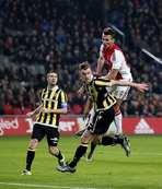 Ajax liderliği kaptırdı