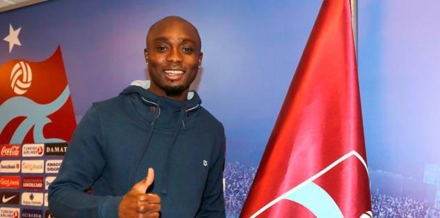 Akakpo Trabzonspor'da