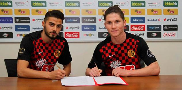 İsmail ve Mehmet tamam