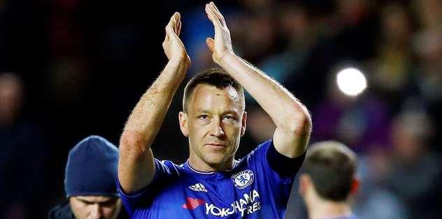 Terry, Chelsea'ye veda ediyor