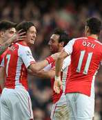 Arsenal'de sakatlık şoku