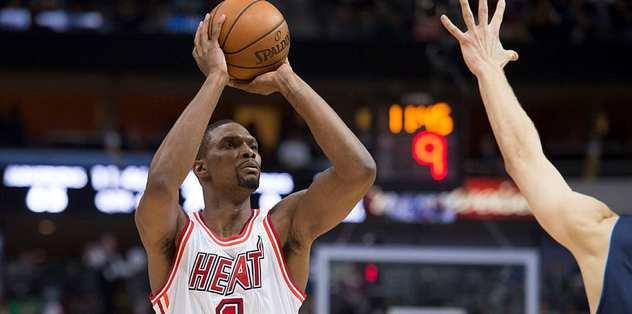 NBA All-Star'da Chris Bosh yer almayacak