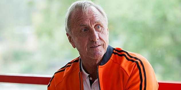 Cruyff'un sağlık durumu iyiye gidiyor