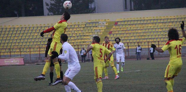 PTT 1. Lig'de inanılmaz gol